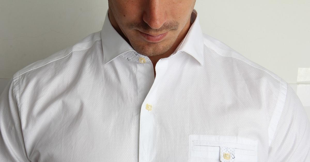 【モテるトップス】一枚は必ず持っておきたいシンプルな白シャツ