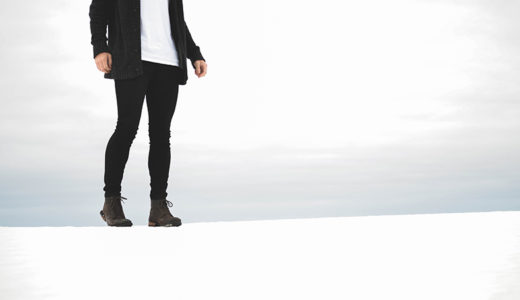 メンズの黒スキニーにブランドは不要。ユニクロの安いのでOKな5つの理由