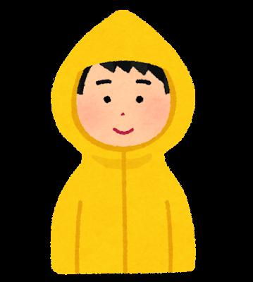雨の日に快適に安全にランニングするための服装を考える